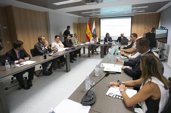 El Comité Ejecutivo de Canarias será el encargado de dirigir todas las actuaciones en el Archipiélago. | DA