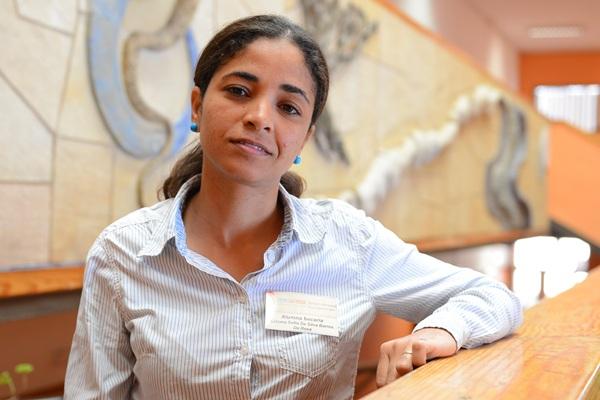 Da Silva lleva nueve años ejerciendo la medicina en su país. / SERGIO MÉNDEZ
