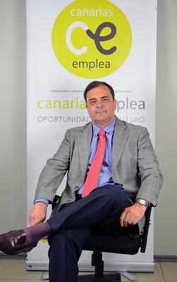 Agustín Herrera, director gerente de Funcatra. / DA