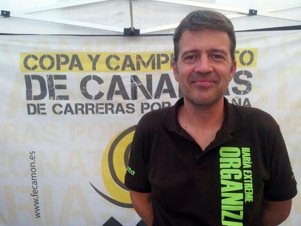 Carlos González, director técnico de la Haría Extreme y de Arista Eventos. / DA
