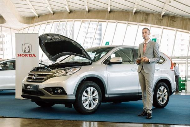 Presentación del nuevo motor 1.6 i-DTEC de 120 CV en el Honda CR-V. | DA