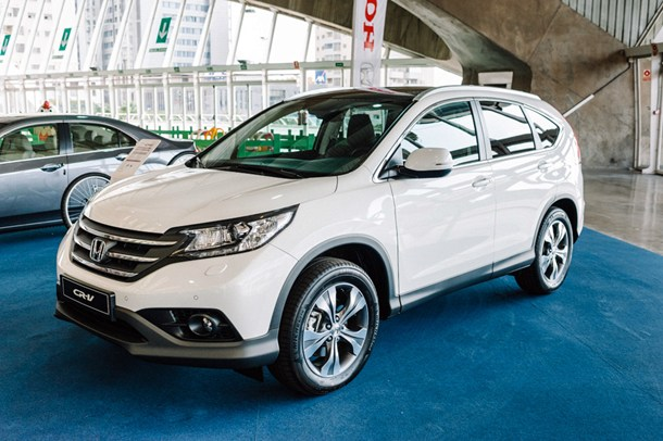 Honda CR-V con motor 1.6 i-DTEC. | DA