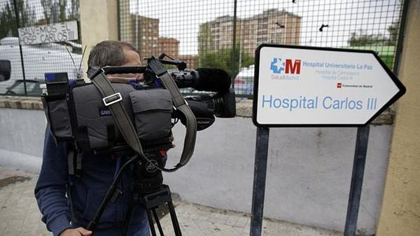 El Instituto Carlos III de Madrid informará el lunes sobre el resultado del segundo análisis.   REUTERS