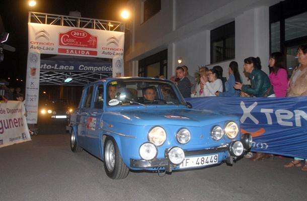 Juan Farizo Renault 8 Gordini  Classic Ciudad de La Laguna