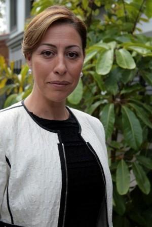 La portavoz del PP, Noelia Vaño. | DA