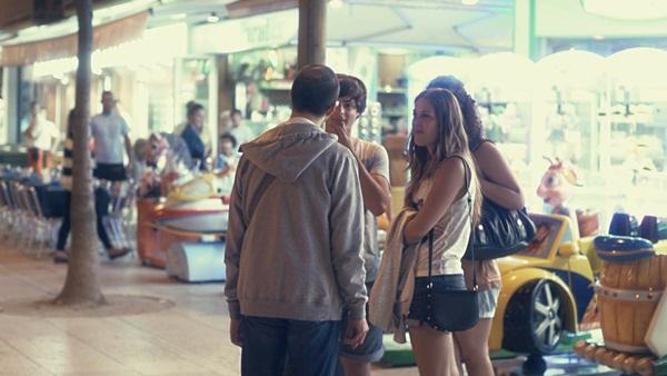 Fotograma de la película The especial need, dirigida por el italiano Carlo Zoratti. / DA