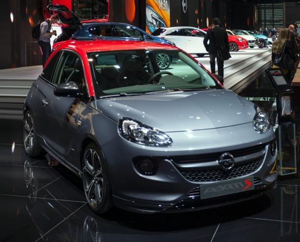 Opel ADAM S París