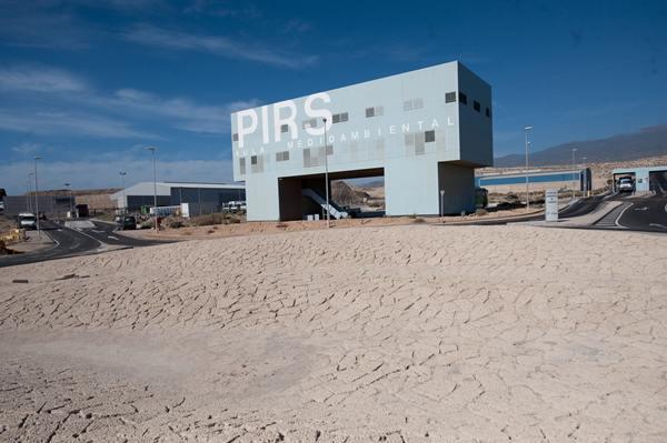 La parcela para el polígono de empresas abarca una superficie de alrededor de 16.000 metros cuadrados, a los que se sumarán otros 23.000. | F. P.