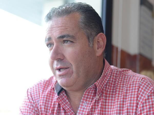 Manuel Fuemero, alcalde de Vilaflor y secretario general del PSOE en tenerife. / DA