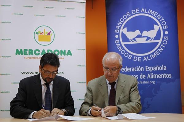 Imagen de la firma del acuerdo. / DA