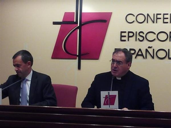 La Conferencia Episcopal Española se pronunció ayer obre la fallida reforma de la ley del aborto. / EP