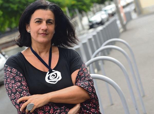 Sara de la Cuesta es una docente por vocación. / SERGIO MÉNDEZ