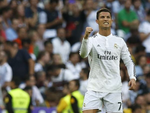 clásico. Cristiano Ronaldo
