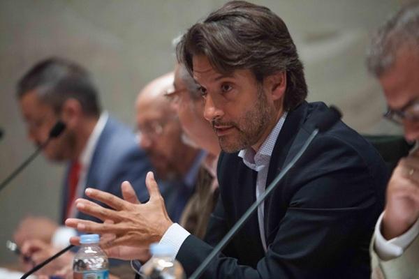 El decálogo de Gustavo Matos para la regeneración política. / DA