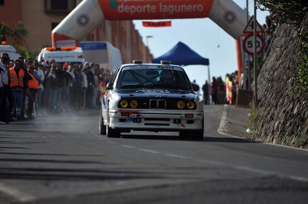 Una imagen de la pasada edición de la prueba disputada en La Laguna. / DA
