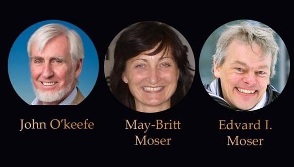 Los premiados con el Nobel de Medicina 2014. | EP