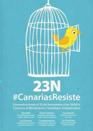 Canarias resiste