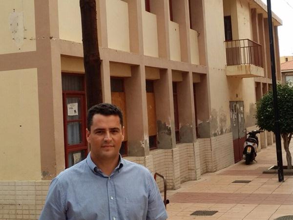 José Antonio Fuentes, concejal de CAN. / DA