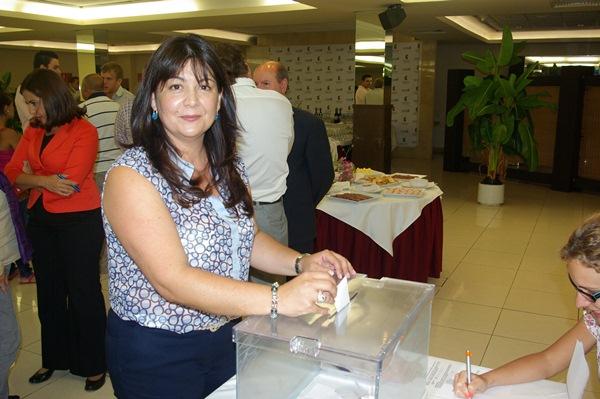 Raquel García seguirá con el acta de concejal en Arona. / DA