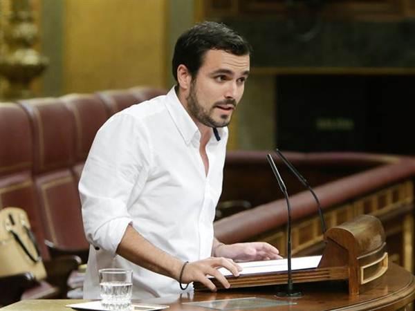 Alberto Garzón. | EP
