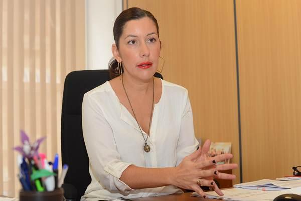 Alicia Álvarez es la edil de Asuntos Sociales de Santa Cruz. | S. M.