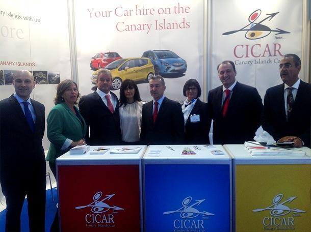 Cicar World Travel Market