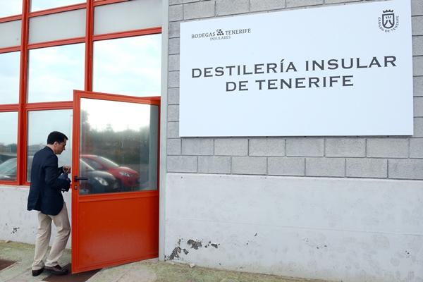 El consejero insular de Agricultura remitió la pasada semana las alegaciones al ICCA. / S. M.
