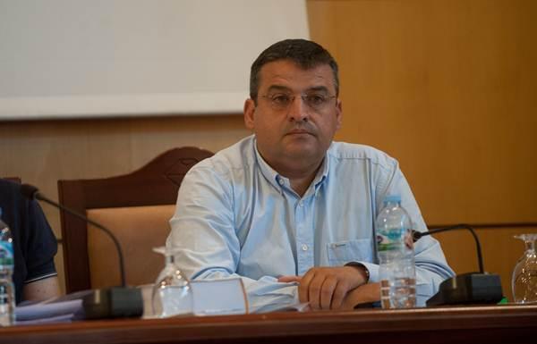 Domingo Ramos, actual concejal de Hacienda. | DA