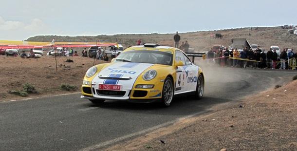 Enrique Cruz Porsche 911