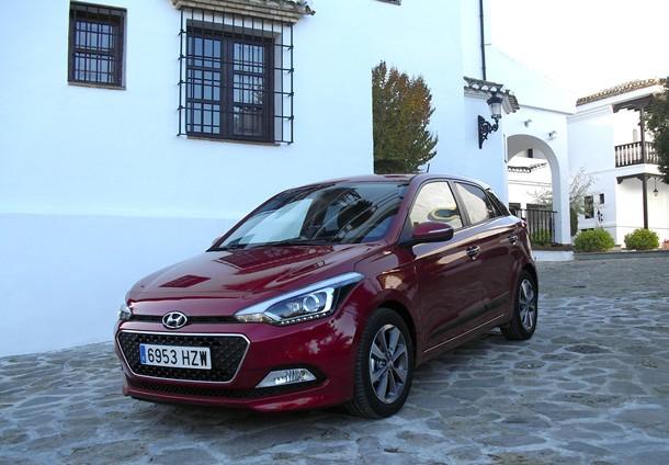 Hyundai i20 Malaga