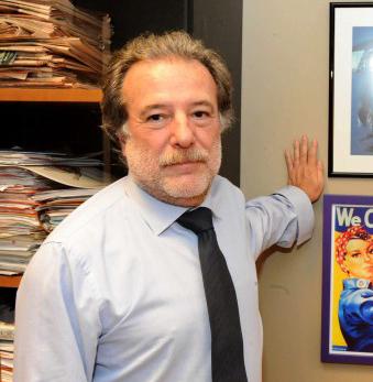 Jose Luís Rivero Ceballos es el coordinador de la macroencuesta a las universidades canarias. / DA