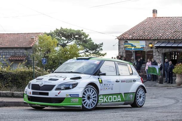 Skoda Fabia Super 2000 Jan Kopecky