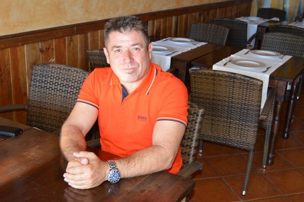 Lorenzo Reverón, empresario de la restauración en la zona turística de Las Américas. | DA