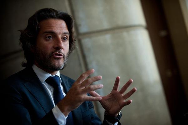 Gustavo Matos Expósito. Director general de Consumo y Comercio del Gobierno de Canarias. / DA
