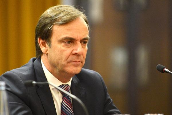 El presidente de la Audiencia Nacional, Jose Ramón Navarro pide en Tribuna Fórum una acción popular de fácil acceso y fuera del juego político