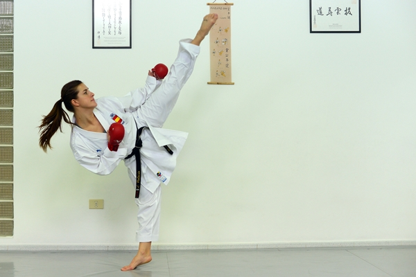 Laura Palacios es madrileña, pero tinerfeña de adopción. / SERGIO MÉNDEZ