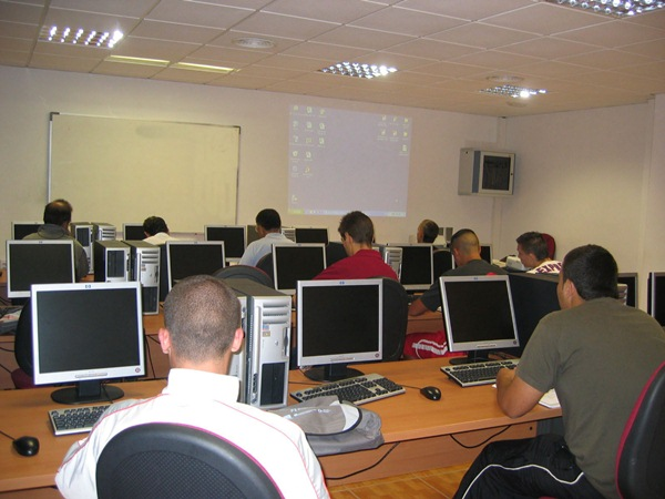 Los programas de formación afectados se corresponden con los desarrollados en 2012. / DA
