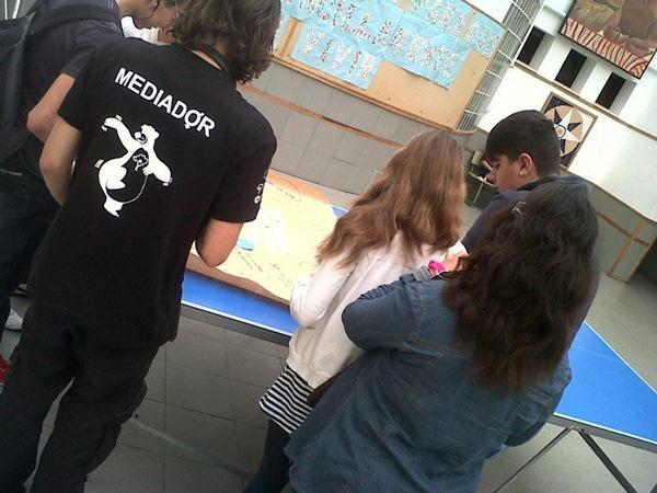 Los mediadores interculturales también llevaban a cabo proyectos en centros escolares de las Islas. / DA
