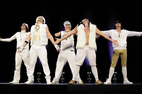 El grupo humorístico tinerfeño actuará por primera vez en Madrid este mes./ CANARIAS GRÁFICA