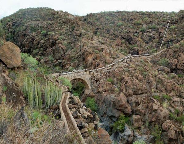 Camino de Las Lajas, en San Miguel. / DA