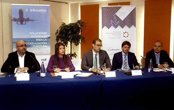 Imagen de la presentación del Foro que se celebrará en diciembre en Agadir. /  DA