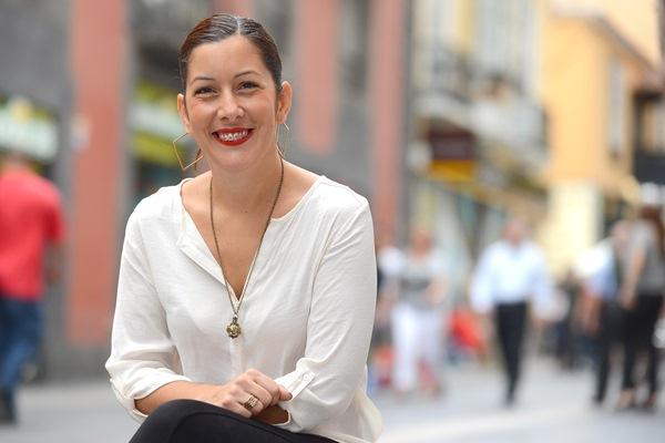 Alicia Álvarez lleva al frente de la Concejalía de Asuntos Sociales desde 2012. /  SERGIO MÉNDEZ