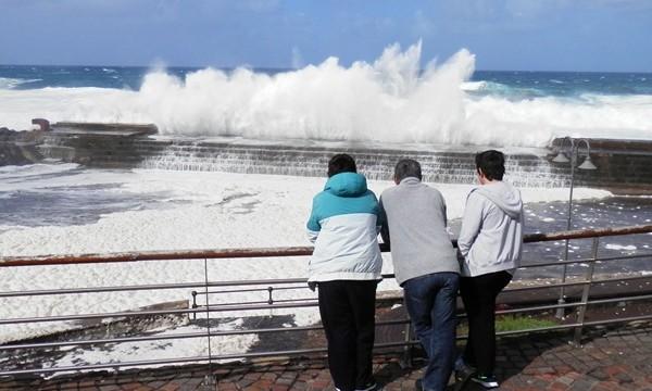 Olas en Bajamar, entre la emergencia y el espectáculo