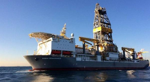 """El Rowan Renaissance es un buque dinámico con un sistema de """"alta tecnología"""". / DA"""