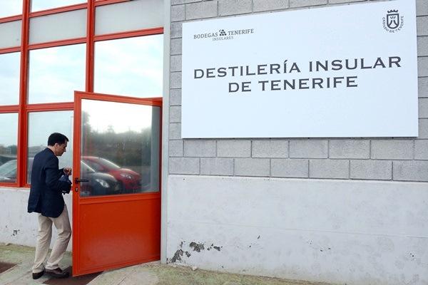 La sede de Tacoronte acogió en la tarde de ayer la reunión extraordinaria de la Junta General. / S. M.