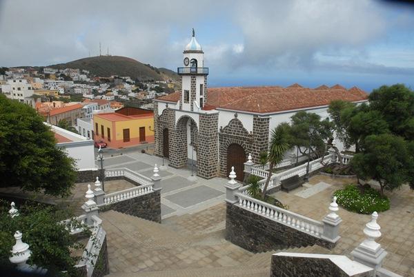 Imagen del casco histórico del municipio capitalino de Valverde. / DA