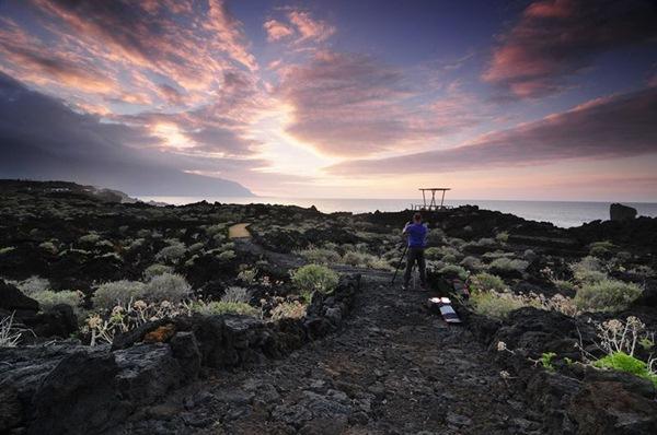 El Hierro es una isla de naturaleza asombrosa y bellos rincones. / DA