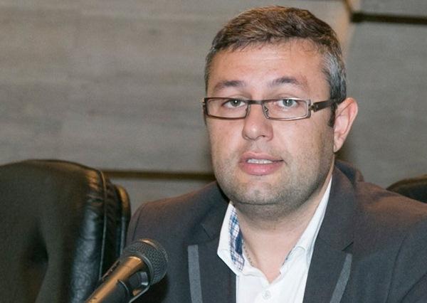El consejero delegado del IASS, Miguel Ángel Pérez. / DA
