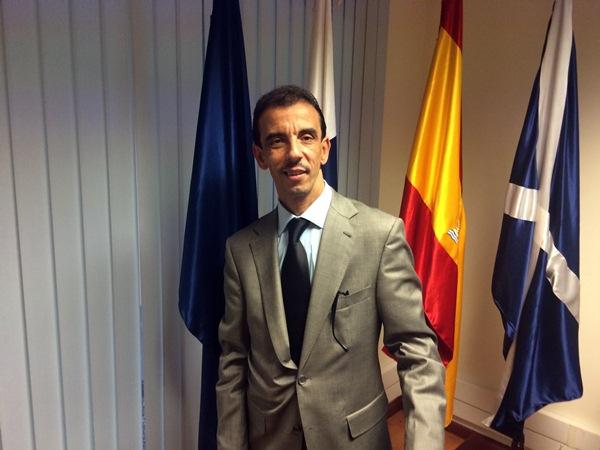 Khalil Nazih, Director del Centro Regional de Inversiones (CRI) de Agadir (Región de Souss-Massa-Drâa) / DA
