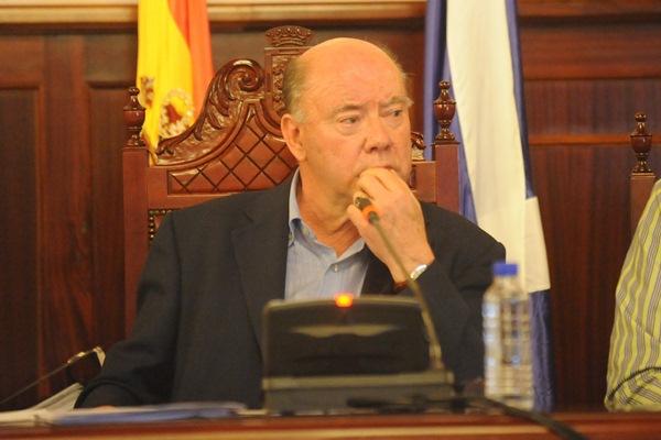 Macario Benítez, imputado por prevaricación en el caso Padrón. / DA